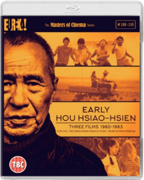 Early Hou Hsiao-Hsien: THREE FILMS 1980-1983 [Masters of Cinema]  (Blu-ray)