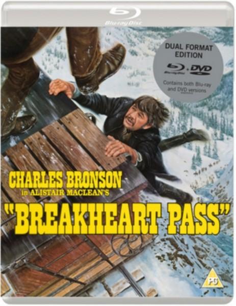 Breakheart Pass Dual Format (Blu-ray & DVD) (1975)