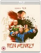 Iron Monkey (Eureka Classics) Blu Ray