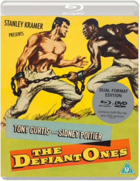 The Defiant Ones (1958)  Dual Format (Blu-ray & DVD)