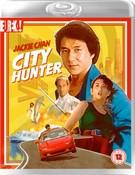 City Hunter (1993) (Eureka Classics) Blu-ray (Blu-ray)