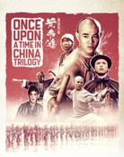 Once Upon A Time In China Trilogy  Limited Edition 4-Disc Blu-ray Box Set