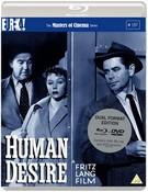 Human Desire (Masters of Cinema) Dual Format (Blu-ray & DVD) (1952)