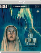 THE HOLY MOUNTAIN [Der heilige Berg] (Masters of Cinema) Blu-ray
