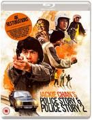 Jackie Chan's Police Story & Police Story 2 (Blu-Ray)