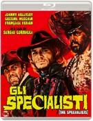 The Specialists [Gli Specialisti] Blu-ray)