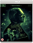 The Thousand Eyes Of Dr. Mabuse [Die 1000 Augun des Dr. Mabuse] (Masters of Cinema) (Blu-ray)