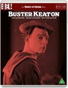 Buster Keaton: 3 Films (Vol. 2) Standard Edition (Masters of Cinema) Blu-ray