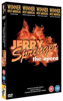 Jerry Springer The Opera (DVD)
