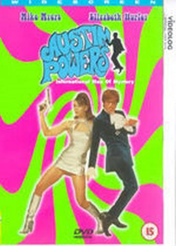 Austin Powers - International Man Of Mystery (Widescreen) (DVD)