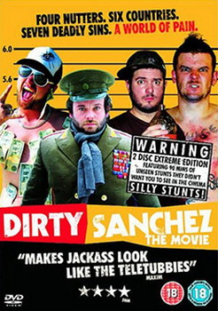 Dirty Sanchez - The Movie (DVD)