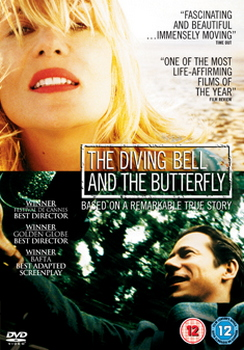 The Diving Bell And The Butterfly (DVD)