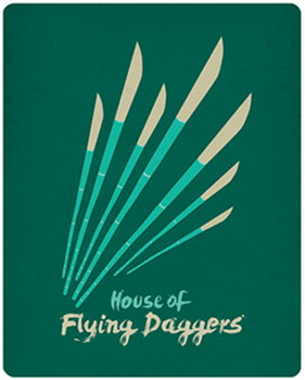 House Of Flying Daggers -  Limited Edition (BLU-RAY)
