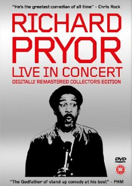Richard Pryor - Live in Concert (DVD)