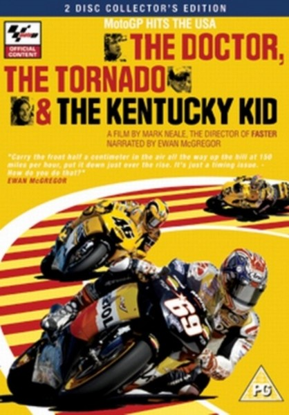 The Doctor  The Tornado And The Kentucky Kid (Two Disc)
