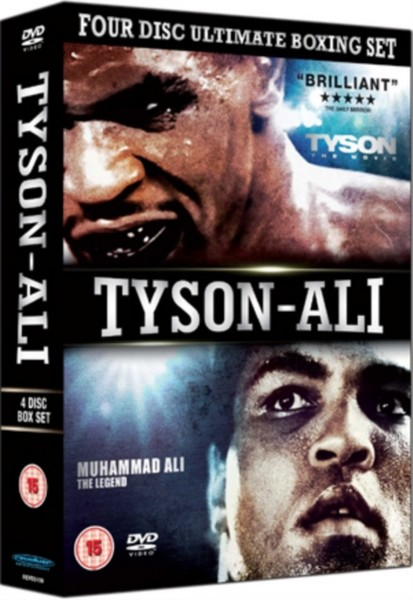 Tyson/Ali Boxset