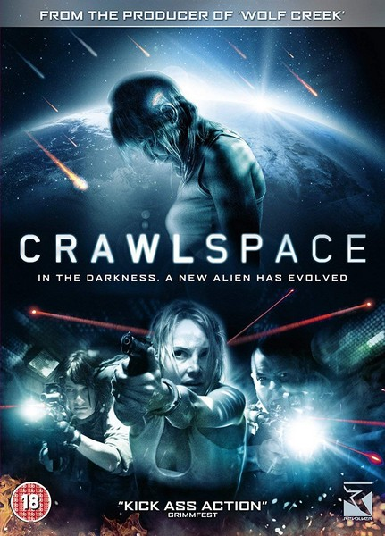 Crawlspace (Blu-Ray)
