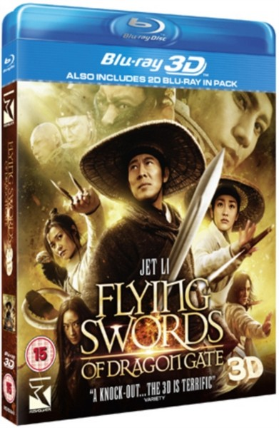 Flying Swords of Dragon Gate (3D Blu-Ray)