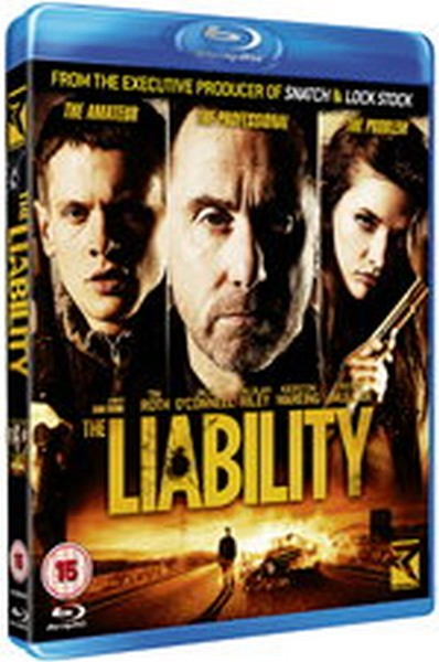 The Liability (Blu-Ray)