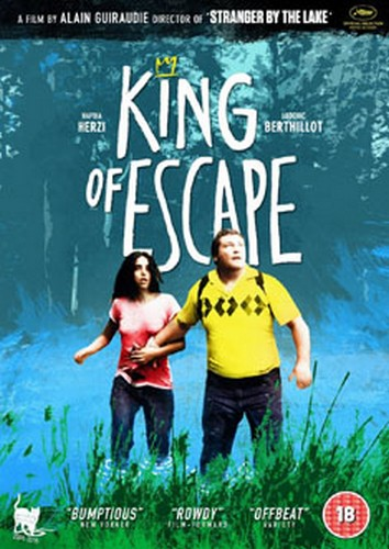 King Of Escape (DVD)