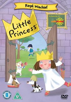Little Princess - Royal Mischief (DVD)