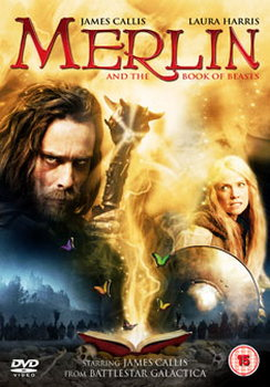 Merlin And The Book Of Beasts (DVD)