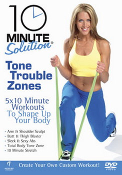 10 Minute Solution - Tone Trouble Zones (DVD)