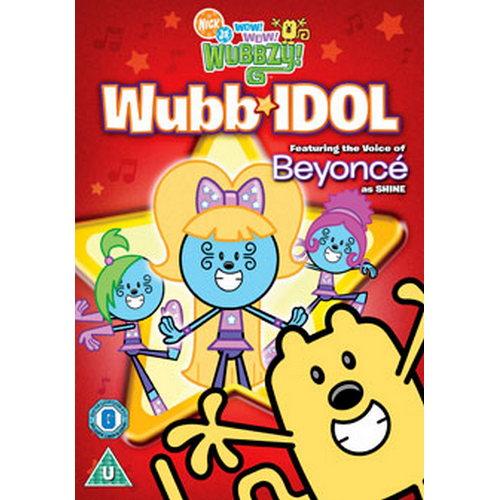 Wow! Wow! Wubbzy - Wubb Idol Featuring Beyonce (DVD)