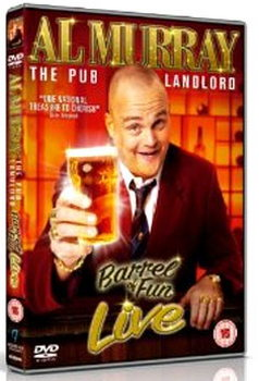 Al Murray: Barrel Of Fun Live (DVD)