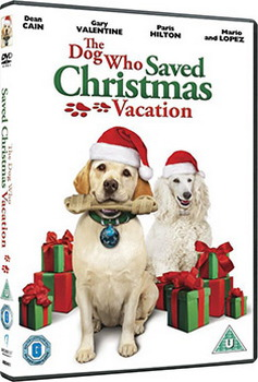 Dog Who Saved Christmas Vacation (DVD)