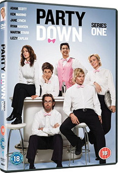Party Down - Series 1 (DVD)