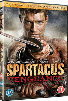 Spartacus - Vengeance Season 2 (DVD)