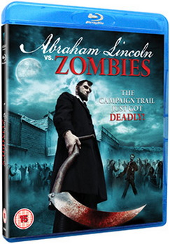 Abraham Lincoln Vs Zombies (Blu-Ray)
