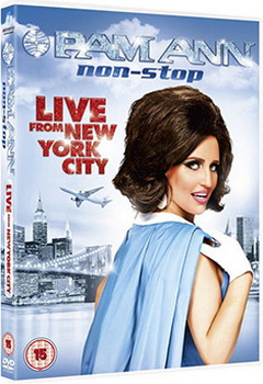 Pam Ann Non Stop - Live From New York City (DVD)