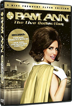 Pam Ann- Live 1 And 2 (DVD)