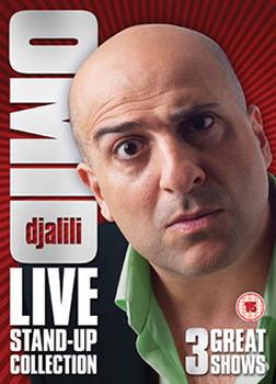 Omid Djalili Collection (DVD)