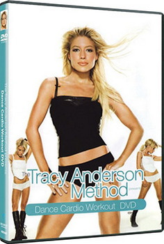 Tracy Anderson Method - Dance Cardio Workout (DVD)