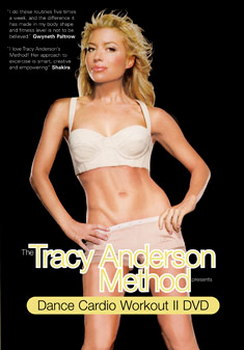Tracy Anderson Method - Dance Cardio Workout 2 (DVD)