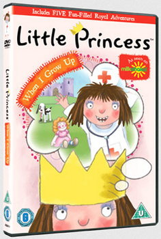 Little Princess - When I Grow Up (DVD)