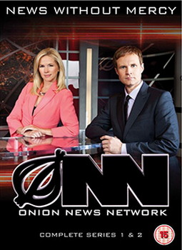 The Onion News Network: Complete Series 1 & 2 (DVD)