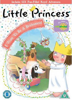 Little Princess: I Want To Be A Bridesmaid (DVD)