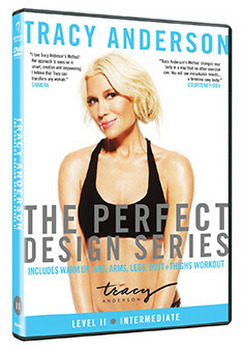 Tracy Anderson Perfect Design Series - Sequence Ii (DVD)