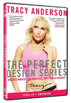 Tracy Anderson Perfect Design Series - Sequence Iii (DVD)