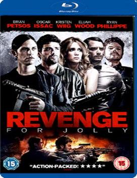 Revenge For Jolly Blu-ray