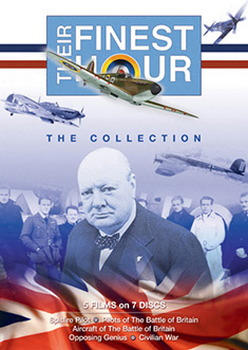 Their Finest Hour Collection (DVD)