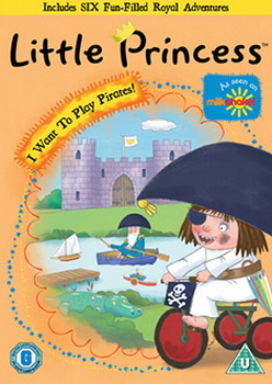 Little Princess: I Want To Play Pirates (DVD)