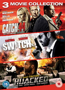 Thriller Triple (Catch .44 / Switch / Hijacked) (DVD)