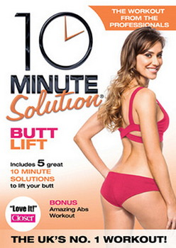 10 Minute Solution: Butt Lift (DVD)