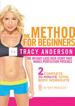 Tracy Anderson The Method For Beginners (DVD)