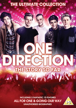 One Direction: The Story So Far (DVD)